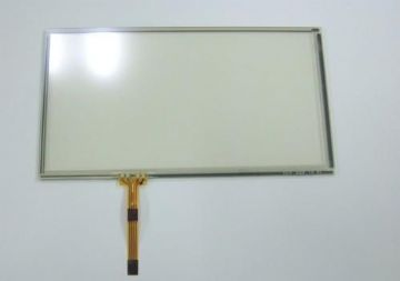 JVC KW-AV51E KWAV51E KW AV51E KWAV51E Touch Screen Panel Assy Genuine